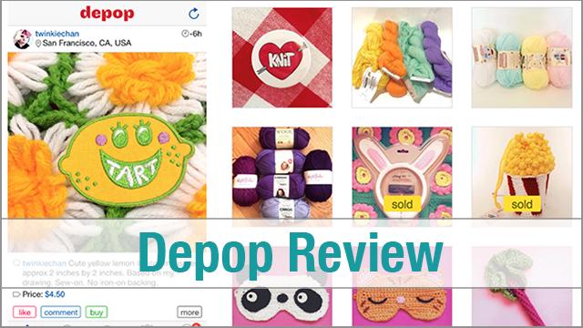 Depop App Review & Giveaway – Stephanie Lee