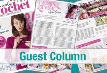 Guest Column in Simply Crochet Magazine