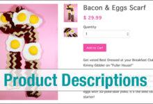 Sample Product Descriptions
