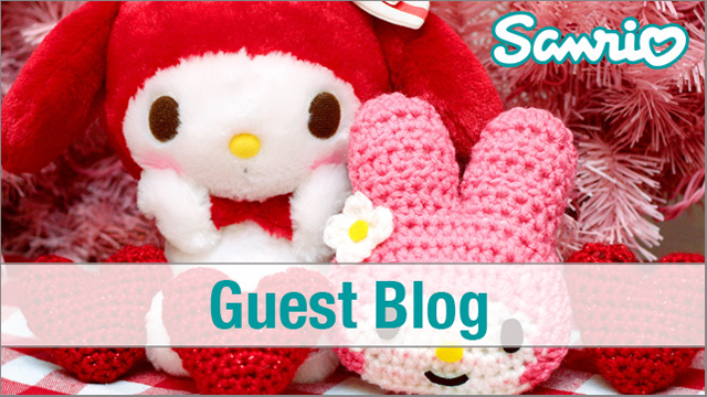 Guest Blog for Sanrio: Get Crafty with My Melody